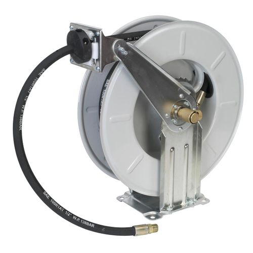 Sealey AK4567D Oil Hose Reel Retractable 10mtr