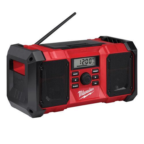 Milwaukee M18JSR-0 (4933451250) M18 Jobsite Radio (Body Only)