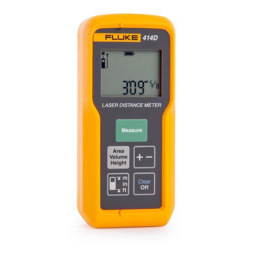 Fluke 414D Laser Distance Meter 50 Metres / 165 Feet (4106830)