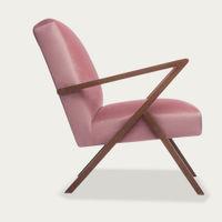Rosa Retrostar Chair Velvet Line | Bombinate