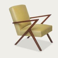 Lemon Retrostar Chair Velvet Line | Bombinate