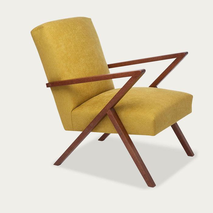 Yellow Retrostar Chair Classic Line  | Bombinate