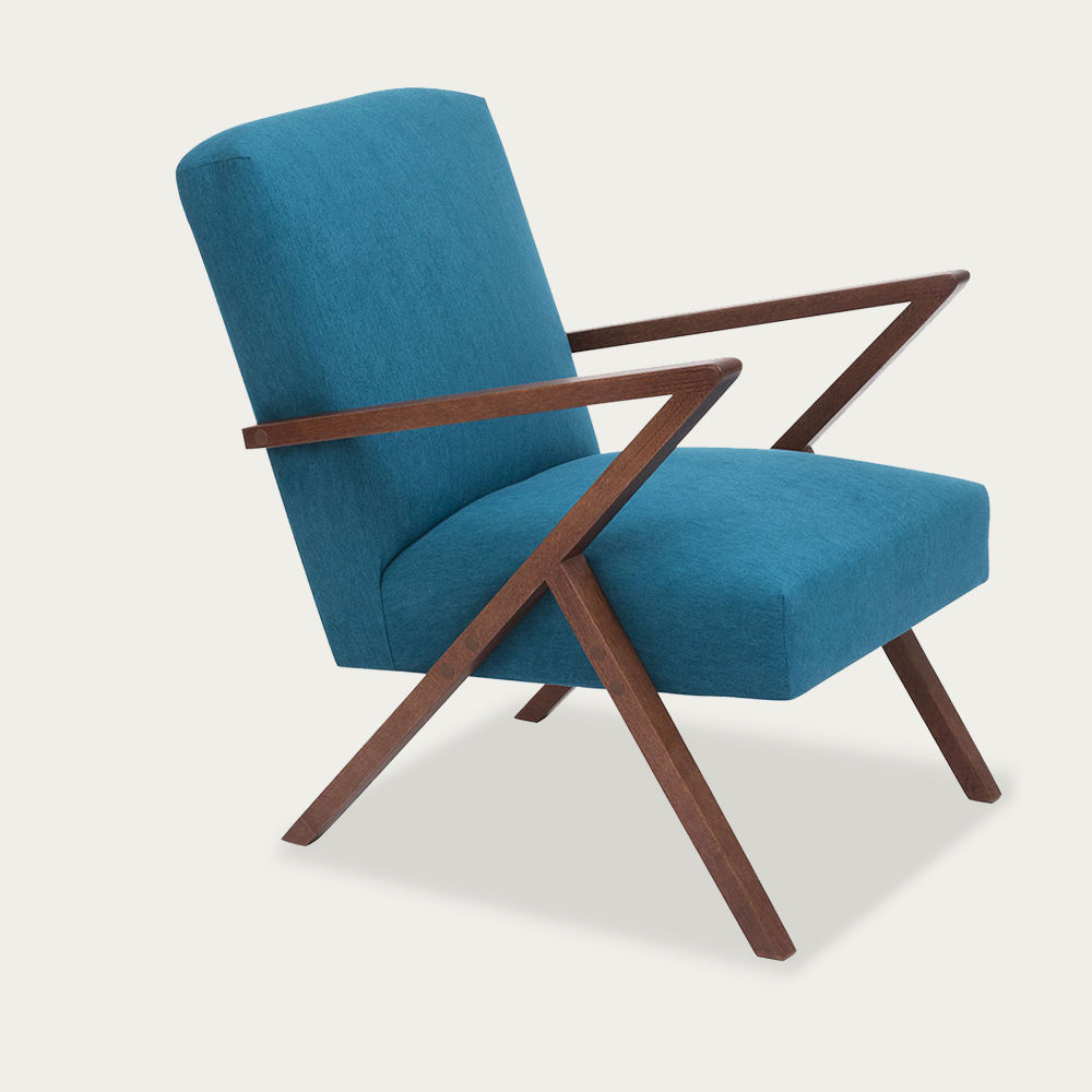 Turquoise Retrostar Chair Classic Line  | Bombinate
