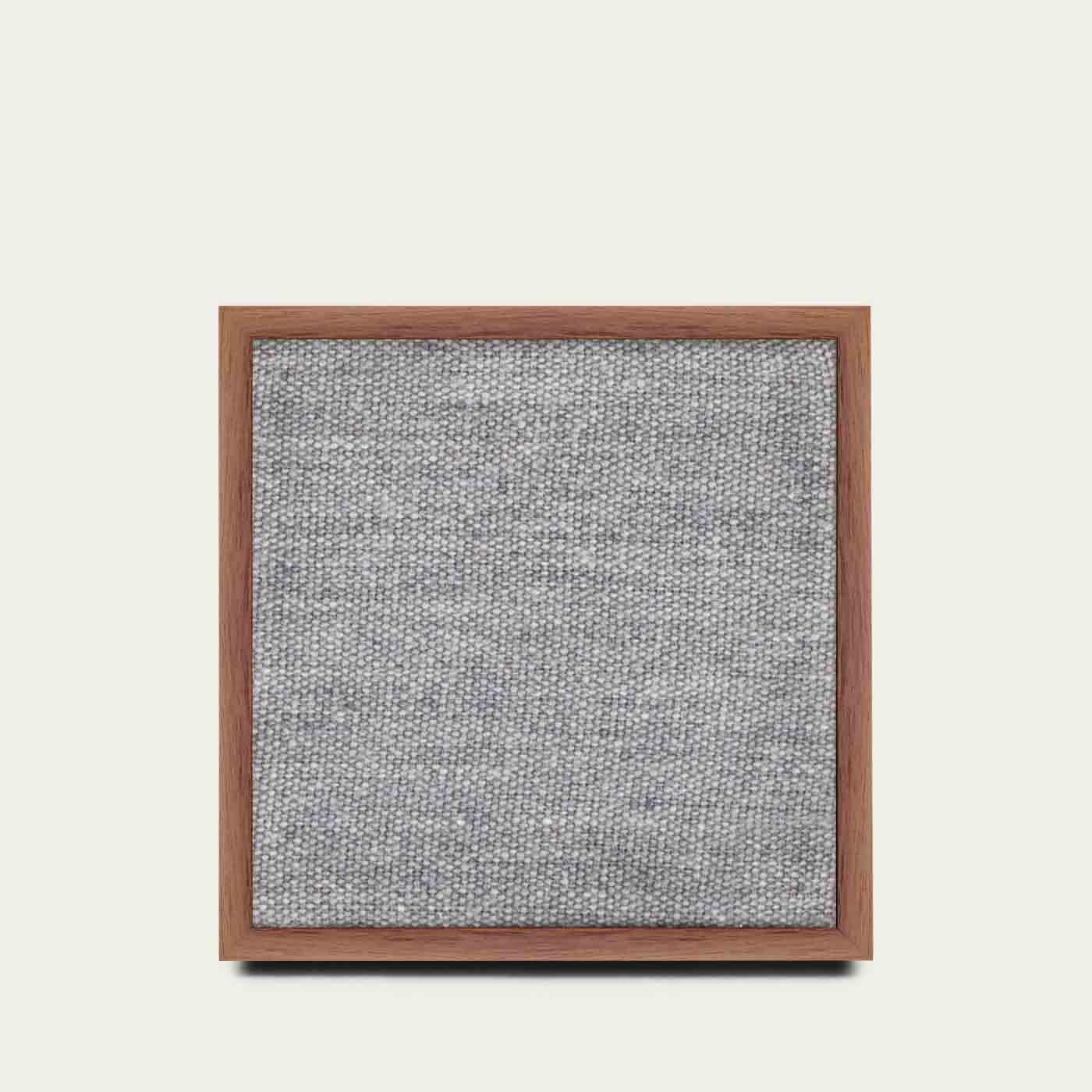 Walnut / Grey ART Line CUBE Tivoli Audio    Bombinate