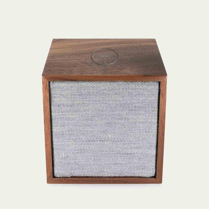 Walnut / Grey ART Line CUBE Tivoli Audio  | Bombinate