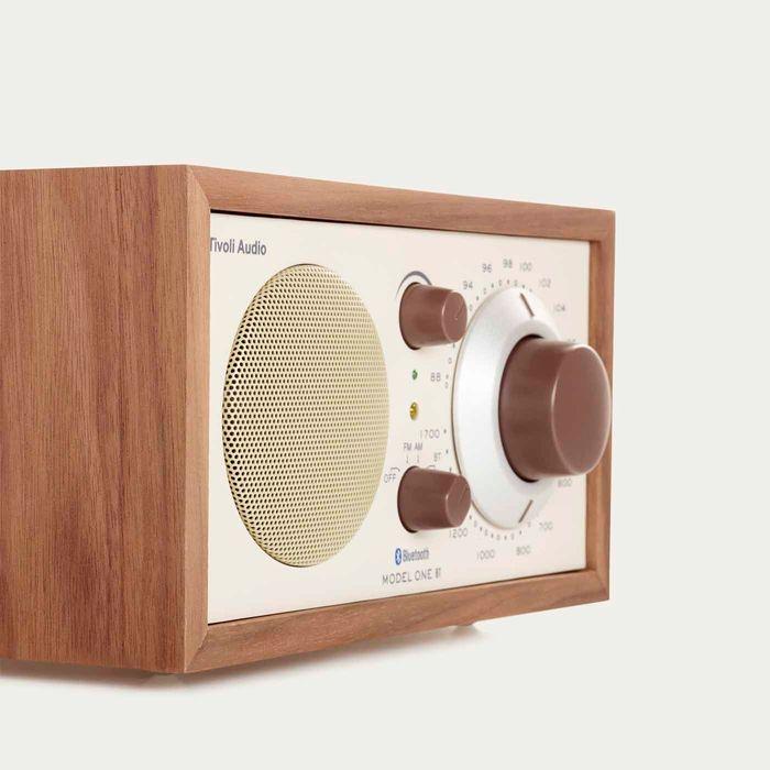 Walnut / Beige Model One BT Tivoli Audio    Bombinate