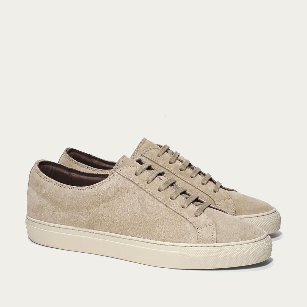 Beige Cambridge Sneaker | Bombinate