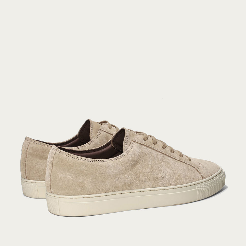 Beige Cambridge Sneaker | Bombinate