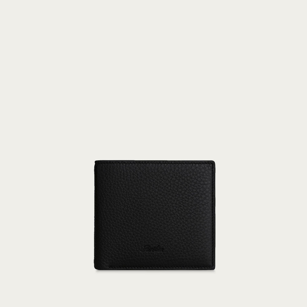 Black Billfold Wallet | Bombinate