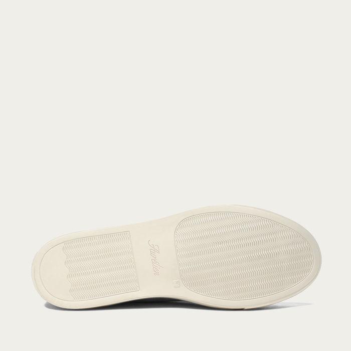 Black Cap-toe Sneaker | Bombinate
