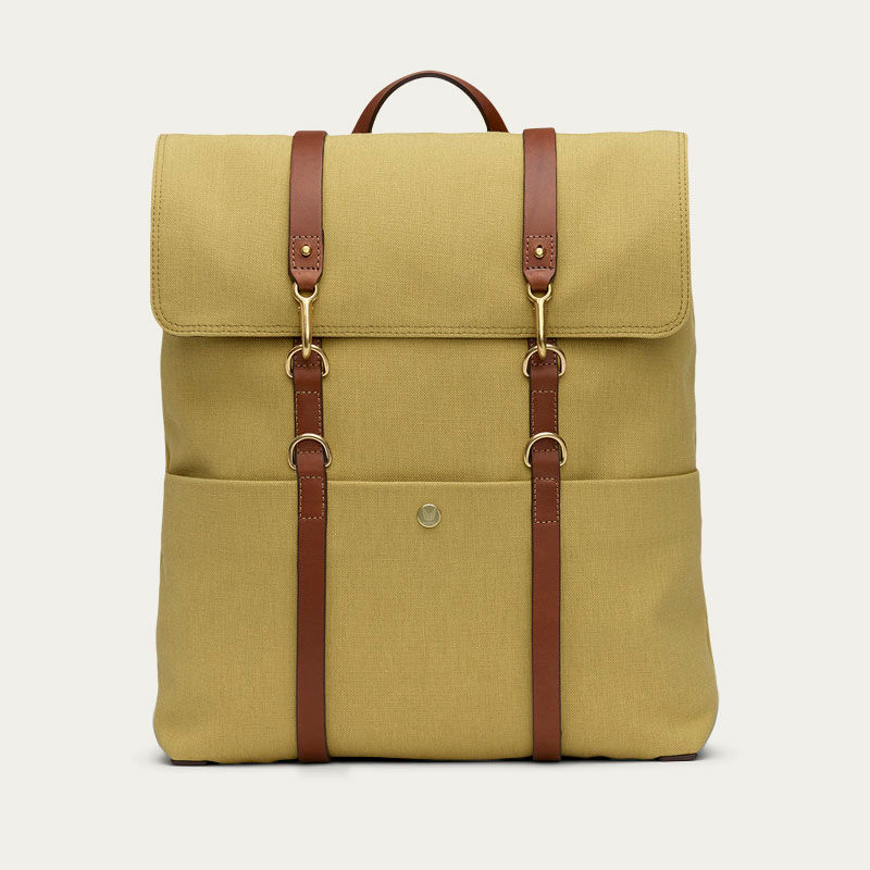 Dandelion/Cuoio M/S Backpack  | Bombinate
