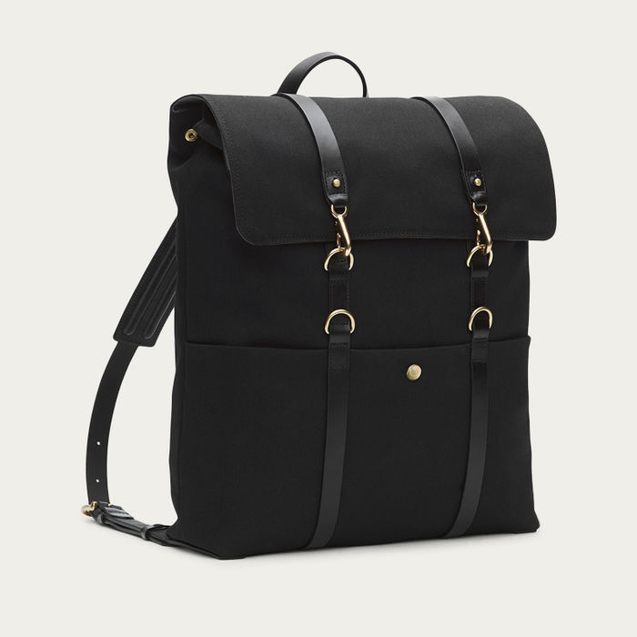 Coal/Black M/S Backpack | Bombinate