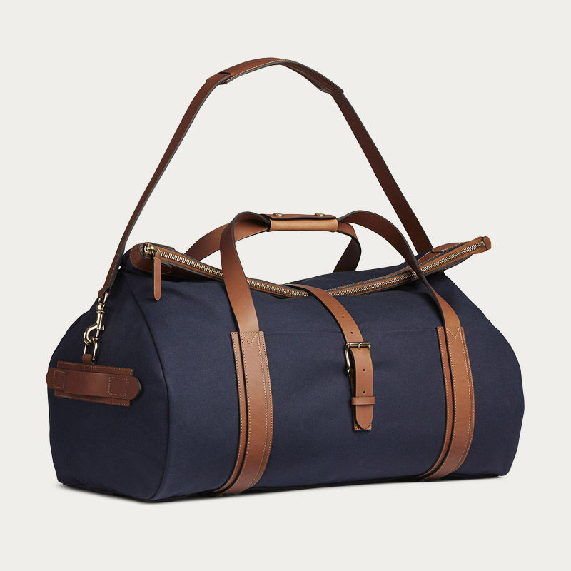 Midnight Blue/Cuoio M/S Explorer | Bombinate