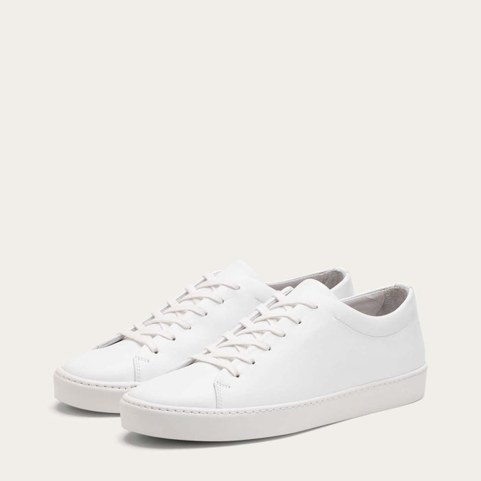 White Royal Sneakers | Bombinate