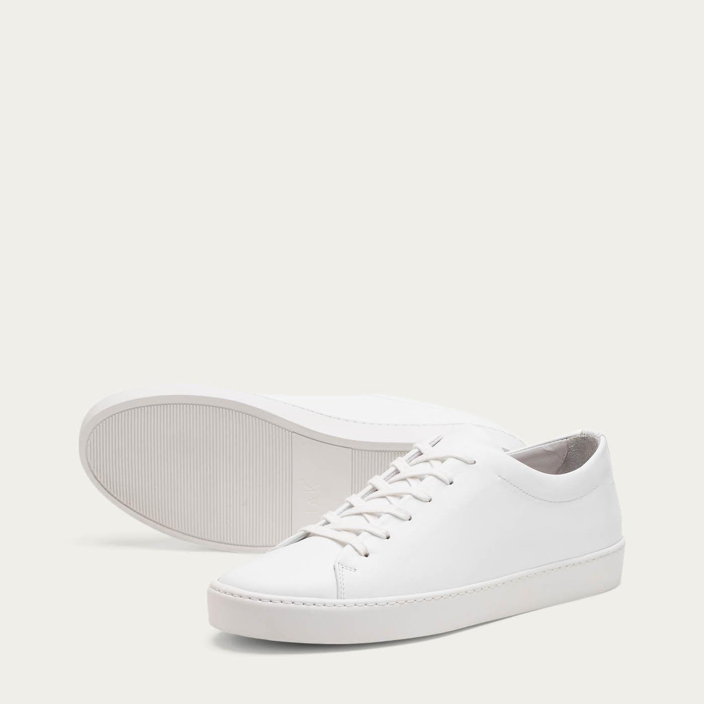 White Royal Sneakers | Bombinate