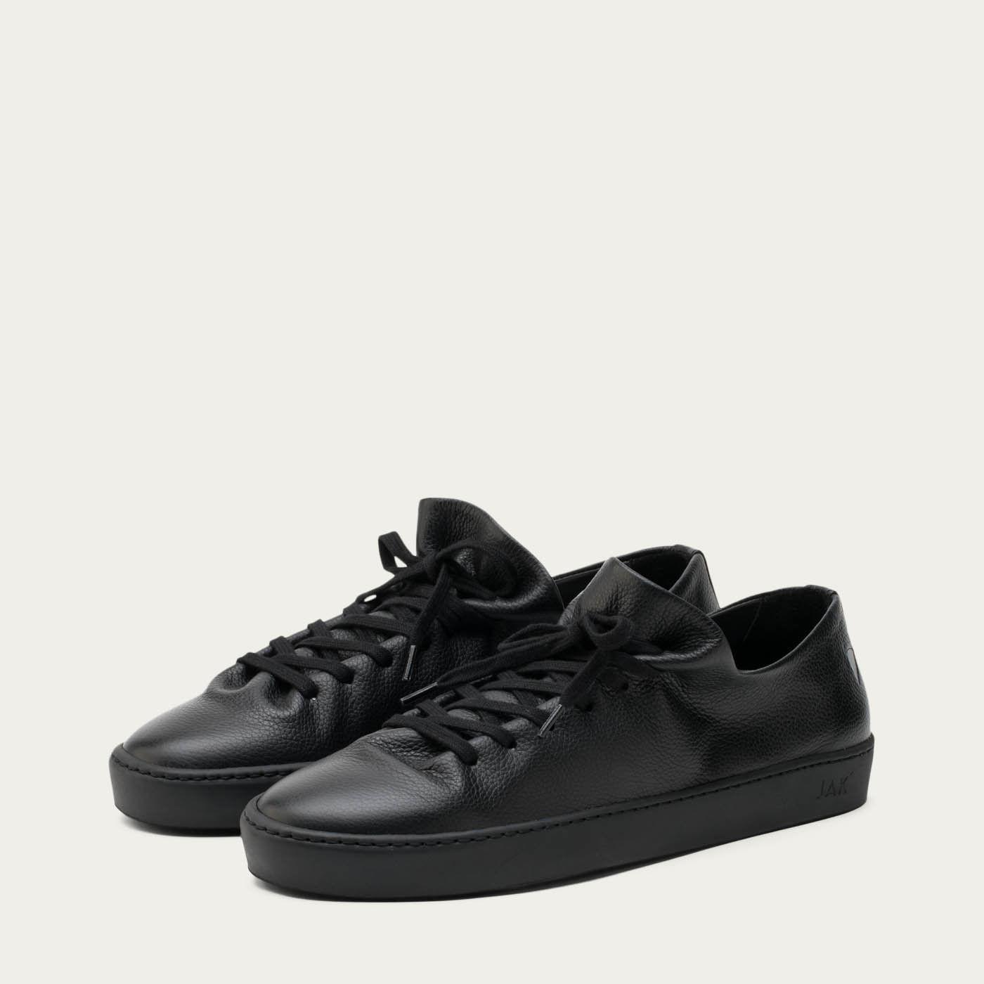Black Atom Sneakers | Bombinate