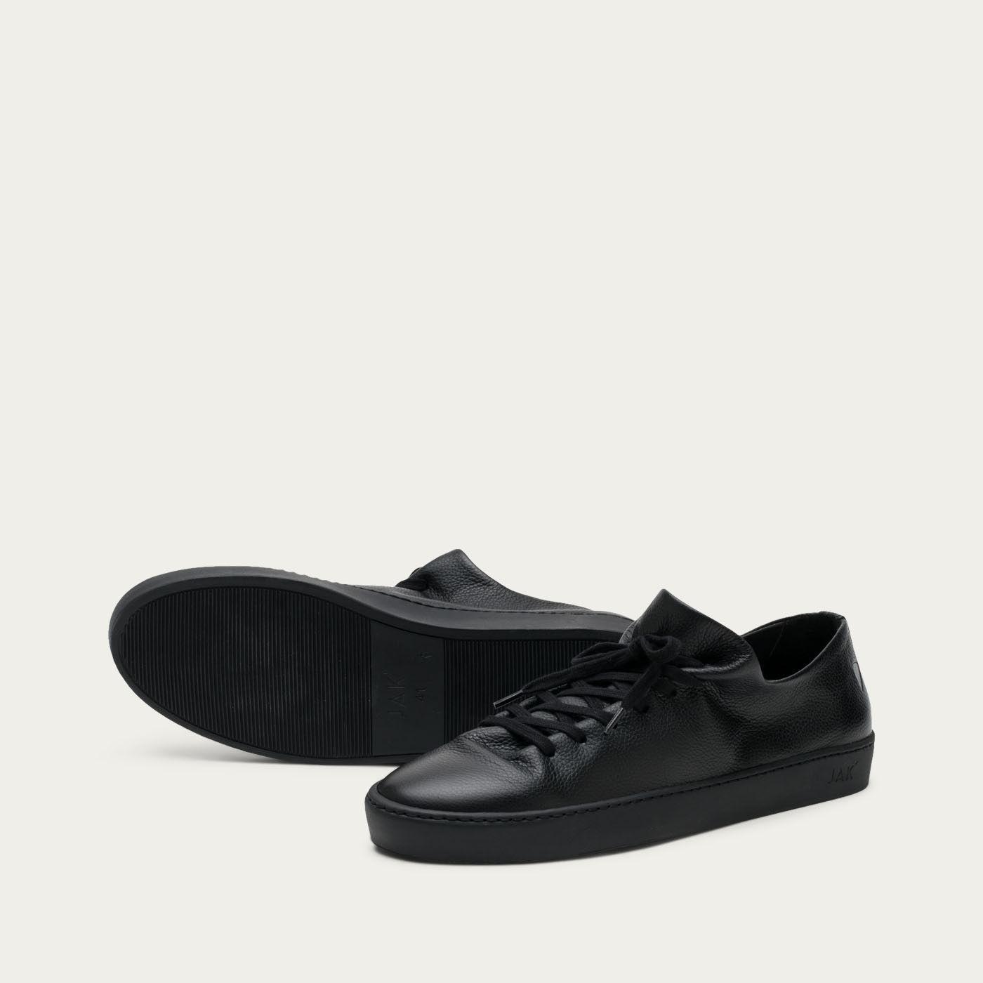 Black Atom Sneakers   Bombinate