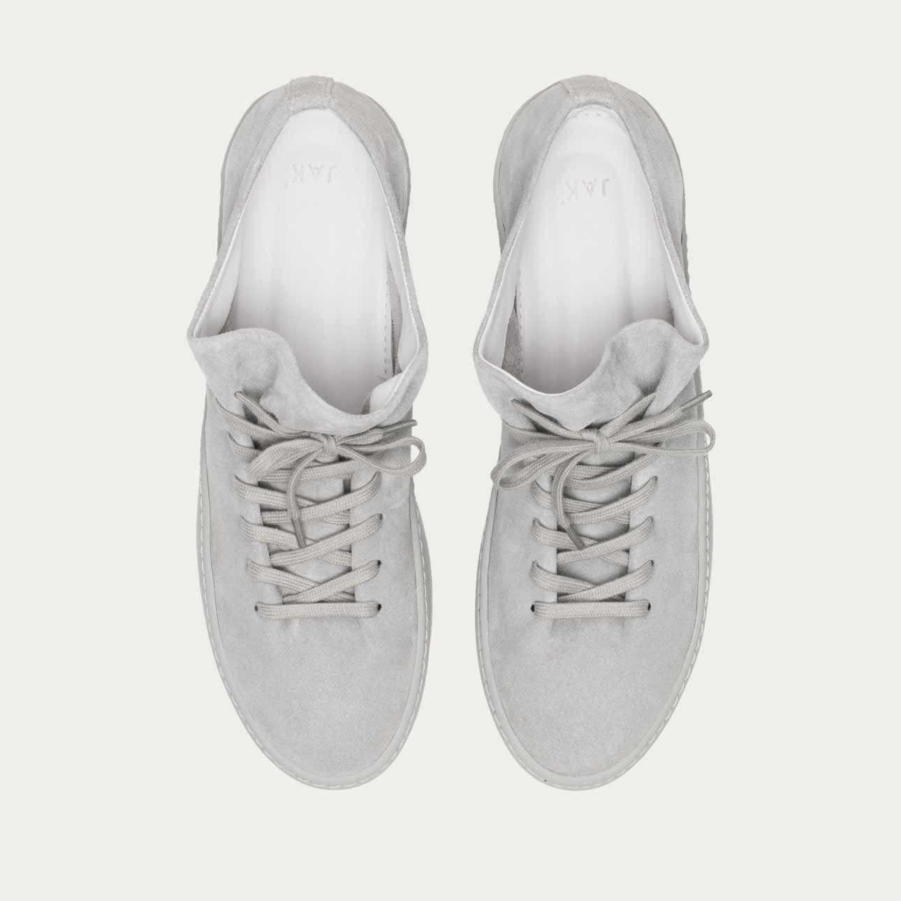 Grey Atom Sneakers | Bombinate