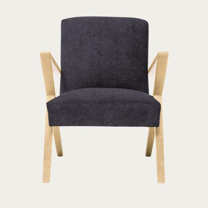 Dark Grey Retrostar Chair – Bombinate Exclusive | Bombinate