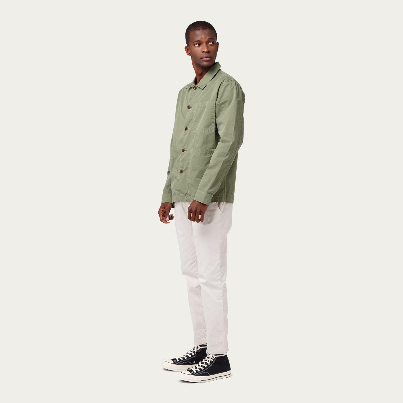 Plain Green Nagoya Artist Jacket   Bombinate
