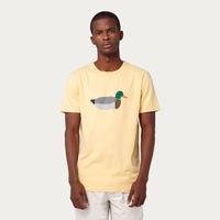 Plain Light Yellow Duck Hunt Tee-shirt | Bombinate