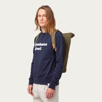 Plain Navy Gentleman Surf Sweatshirt | Bombinate