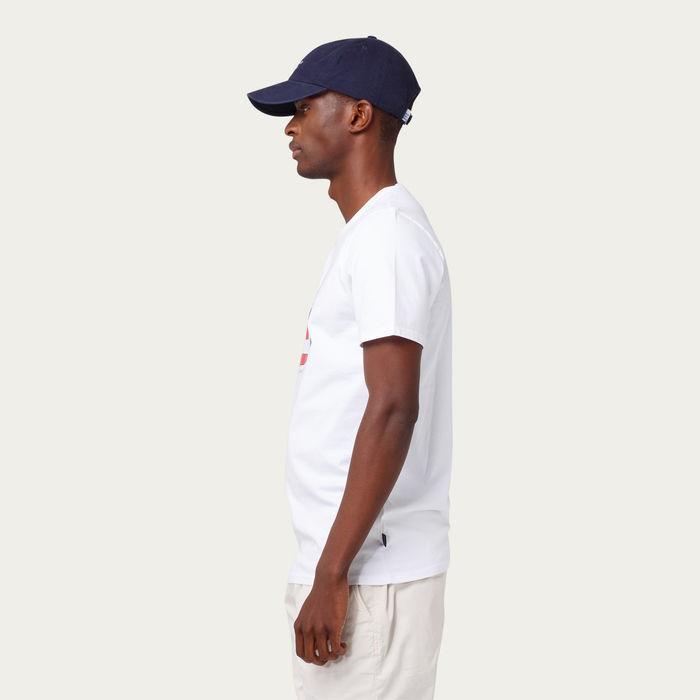 Plain White Half Pipe Tee-shirt | Bombinate