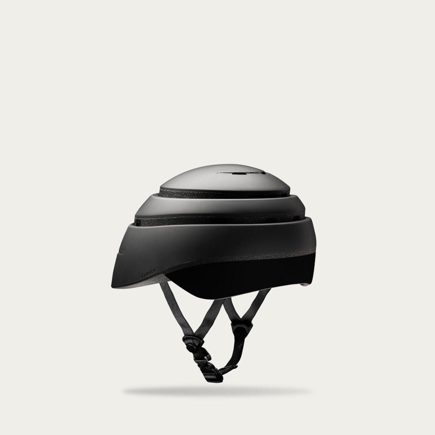 Graphite and Black Loop Helmet | Bombinate