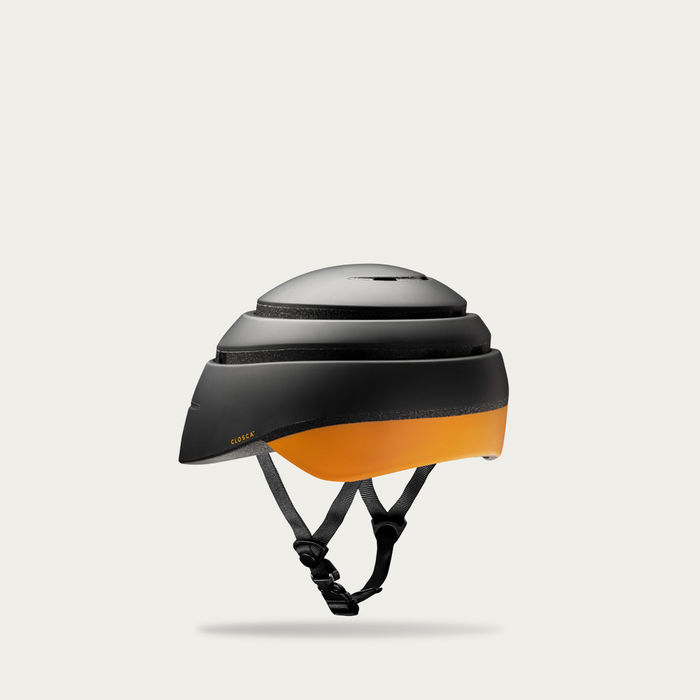 Graphite and Mustard Loop Helmet | Bombinate