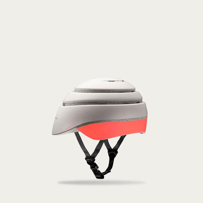 Pearl and Coral Loop Helmet | Bombinate