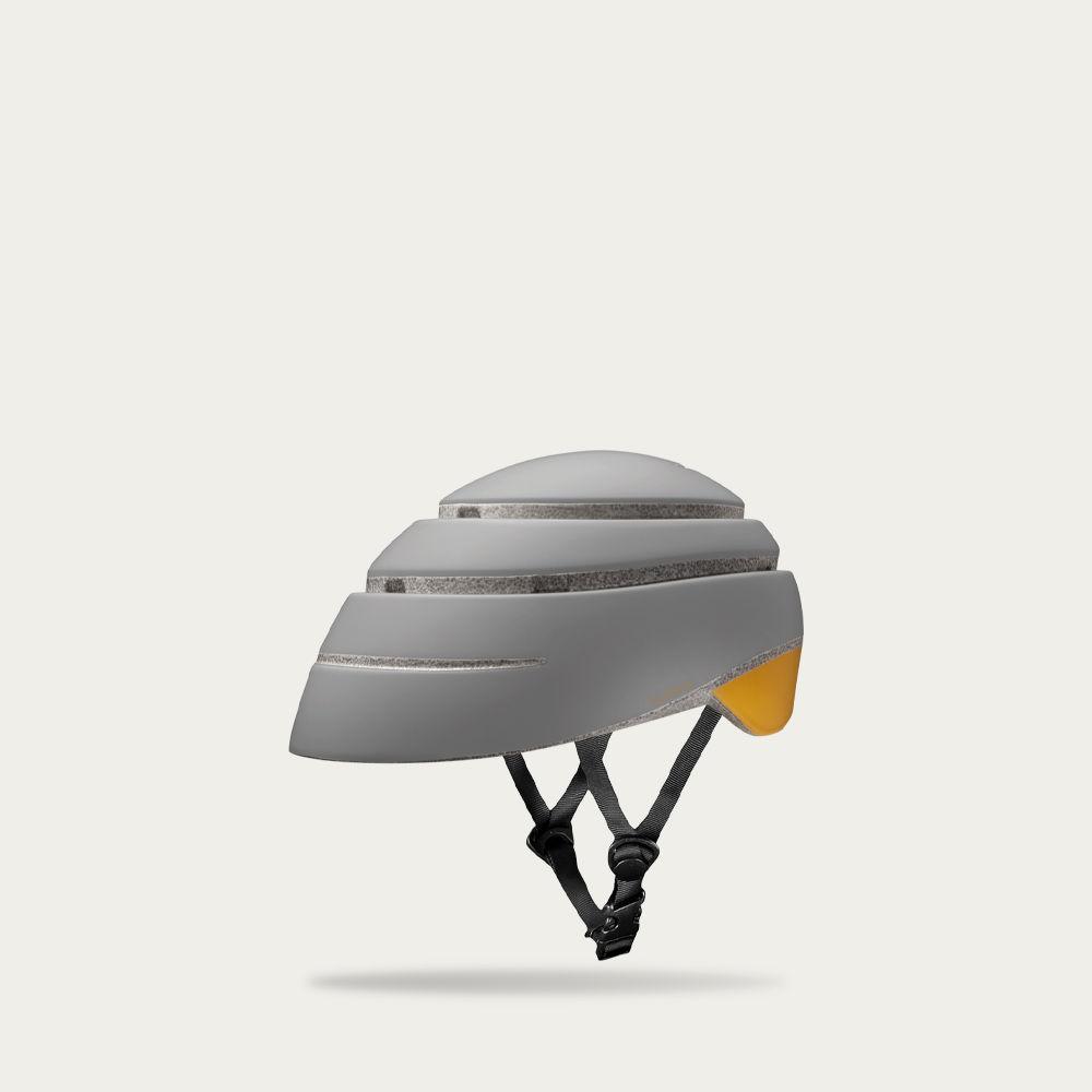 Fossil and Mustard Loop Helmet  | Bombinate