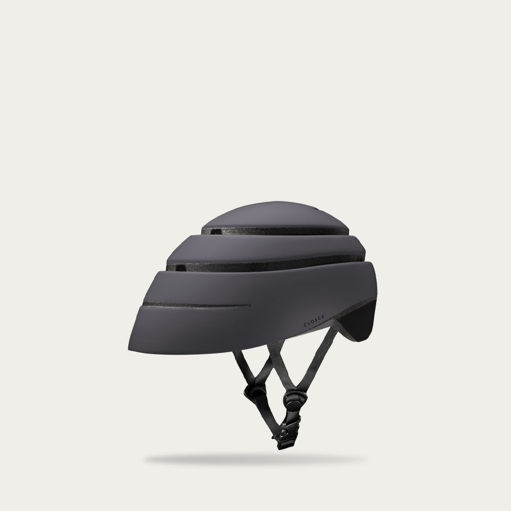 Graphite and Black Loop Helmet | Bombinate