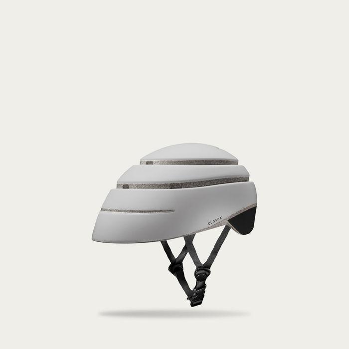 Pearl and Black Loop Helmet   Bombinate