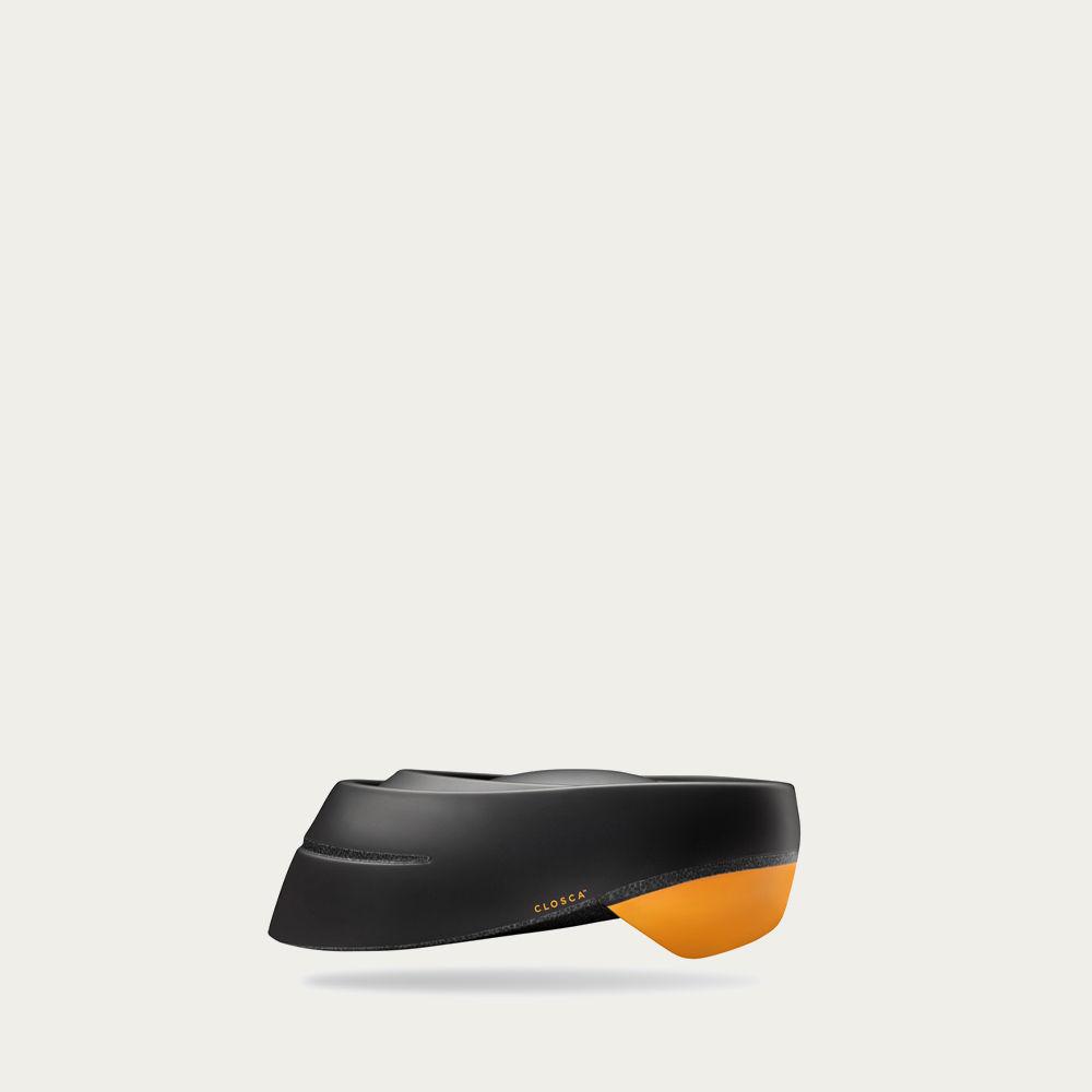 Graphite and Mustard Loop Helmet | Bombinate