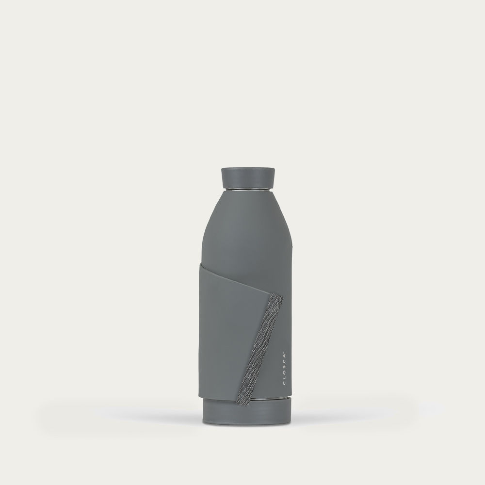 Grey Basic Bottle | Bombinate