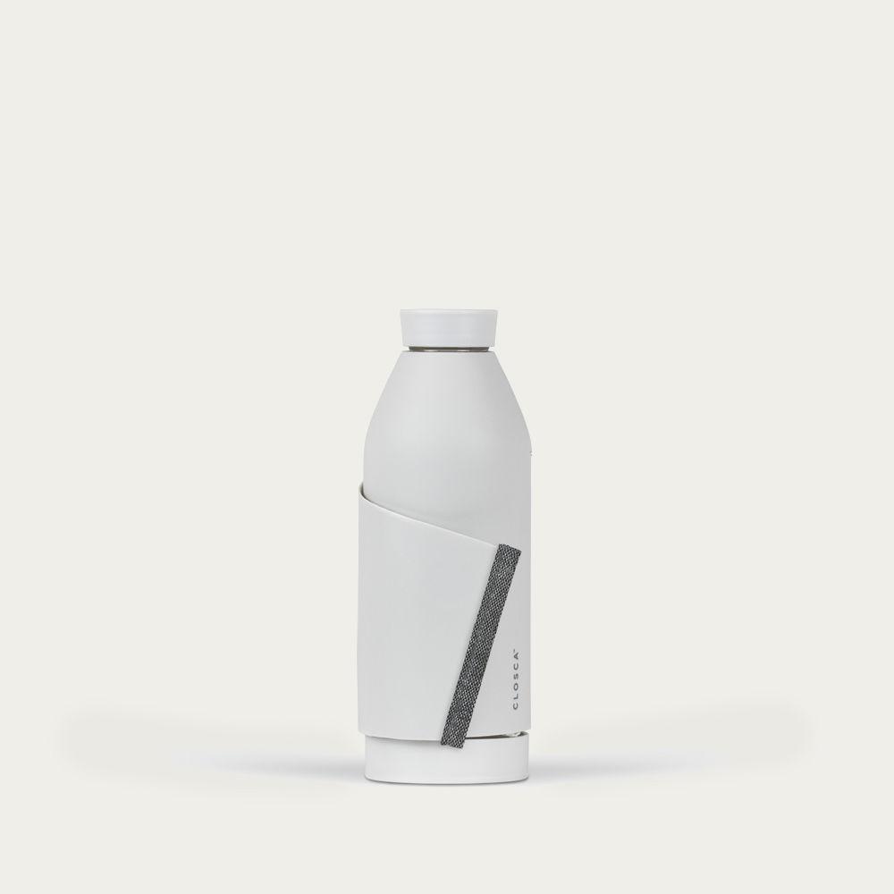White Basic Bottle   Bombinate