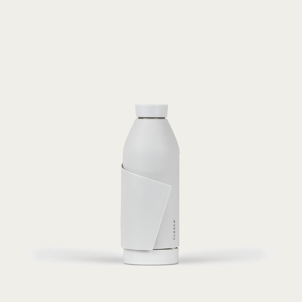 White Nude Bottle | Bombinate
