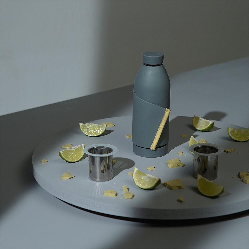 Grey Blonde Bottle | Bombinate