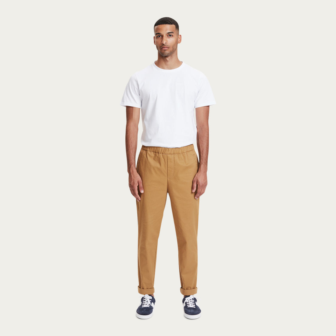 Camel Hermosa Pants | Bombinate