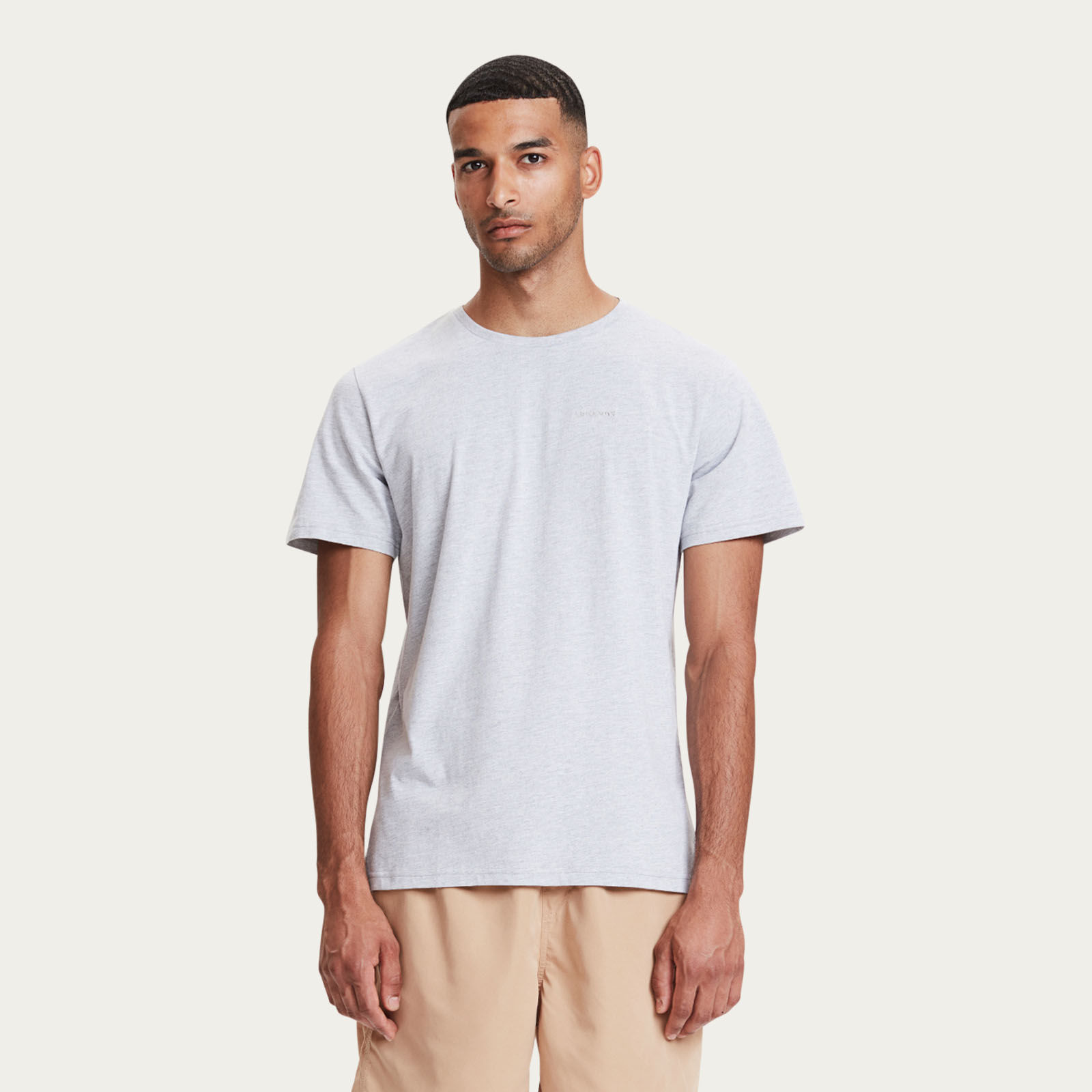 Grey Venice Embroided T-shirt | Bombinate