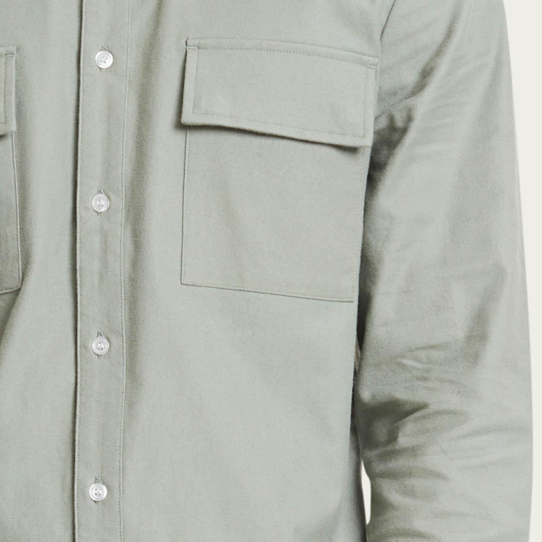 Mint Amalfi Shirt   Bombinate