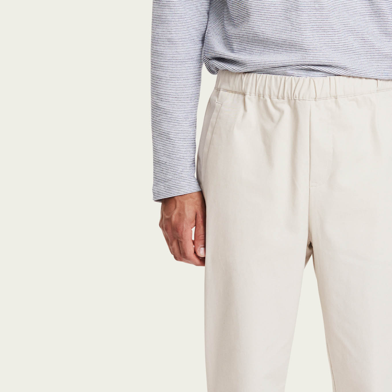 Ecru Hermosa Pants   Bombinate