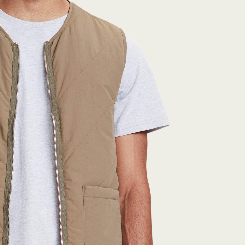 Olive Hobson Vest  | Bombinate