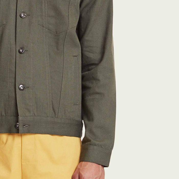 Olive Ponta Jacket  | Bombinate
