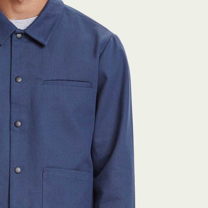 Indigo Lima Jacket  | Bombinate