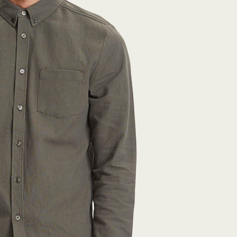 Khaki Lagos Shirt | Bombinate