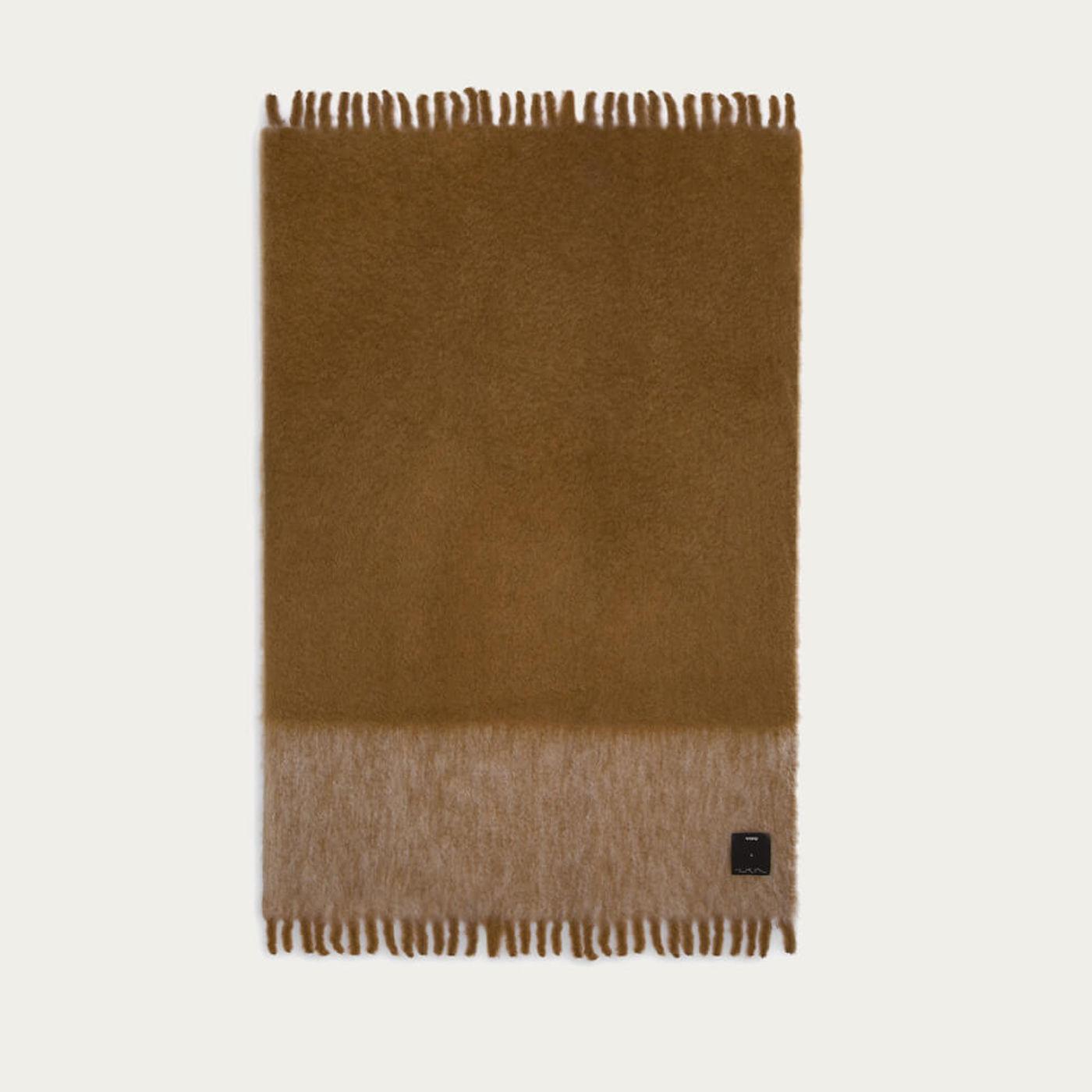 Viso X Michael Bargo Mohair Blanket V84 | Bombinate