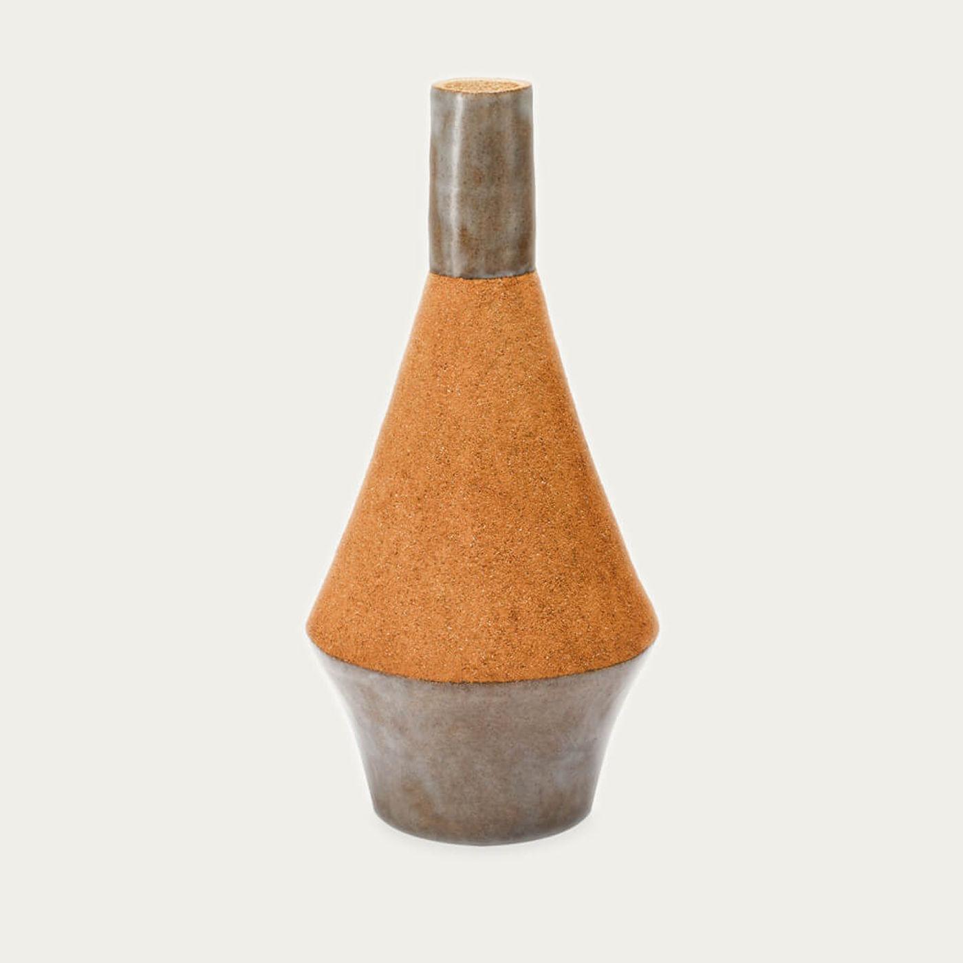 Gres Vase V58   Bombinate