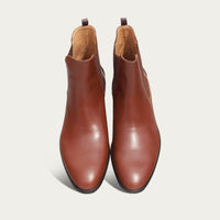 Desert Brown Fisher Boots | Bombinate