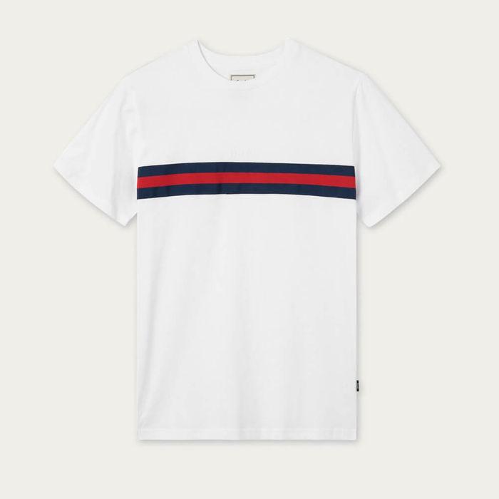 White/Midnight Eagle T-Shirt | Bombinate